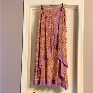 Spell and the gypsy collective jewel skirt L